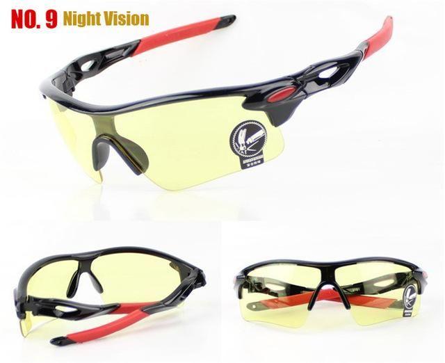 9cffd5c97e9f 2017 UV400 Cycling Eyewear Outdoor Sports MTB Bike Goggles Windproof Glasses  Motorcycle gafas Ciclismo Sunglasses