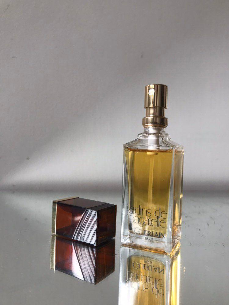 Jardin De Bagatelle Guerlain Vintage 1983 Vintage Perfume Perfume Reviews Perfume