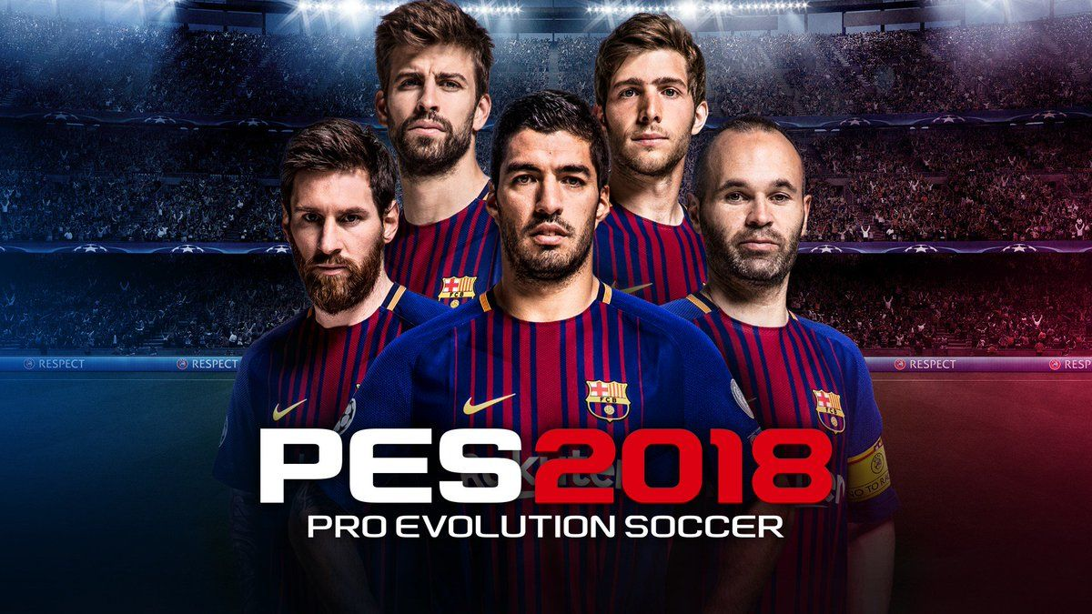 Rossco S Pes 2018 Review Reveals The Latest Edition On Ps4 Xbox One And Pc May Well Have The B Pro Evolution Soccer Evolution Soccer Pro Evolution Soccer 2017