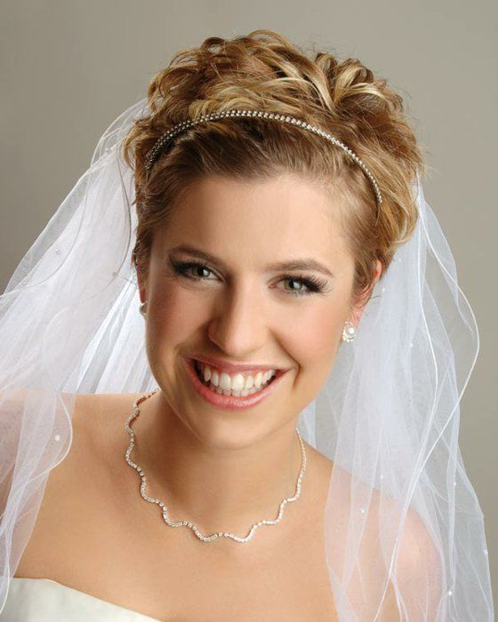 Brautfrisuren Für Kurze Haare Haarschnitt Ideen Und Accessoires