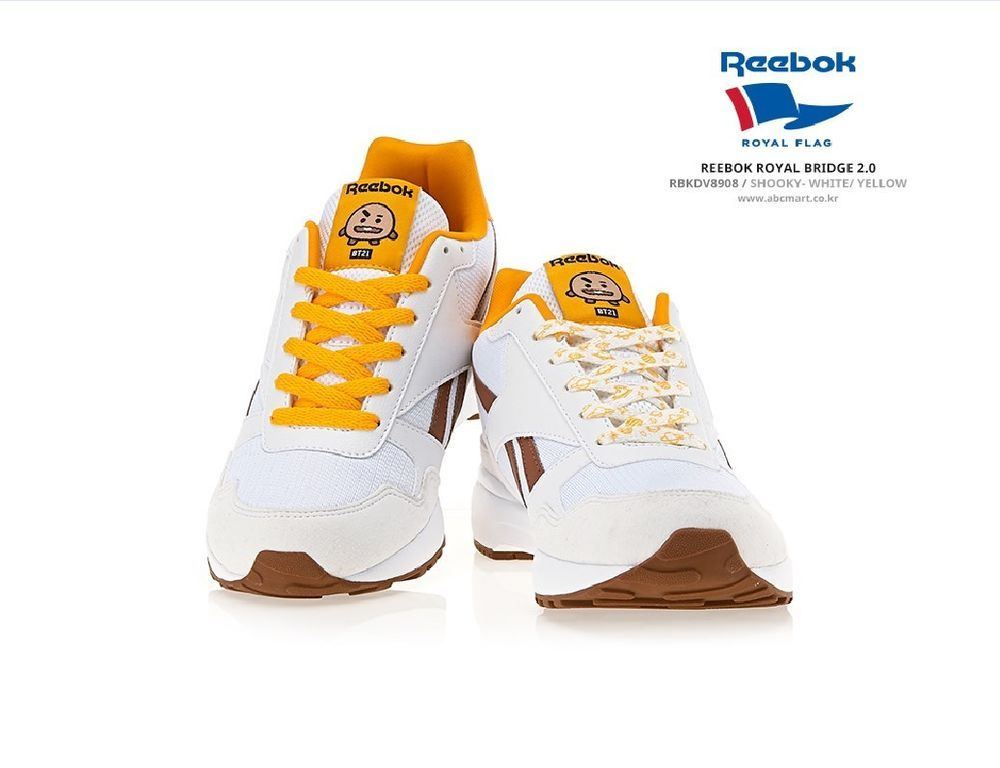 e68412968ce BT21 SHOOKY OfficiaI Authentic Goods Royal Bridge 2.0 Shoes By Reebok  Classic  fashion  clothing  shoes  accessories   otherclothingshoesaccessories (ebay ...