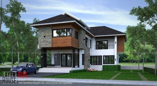 Best House Plans Idea 12X20 M With 4 Bedrooms House Plans 640 x 480