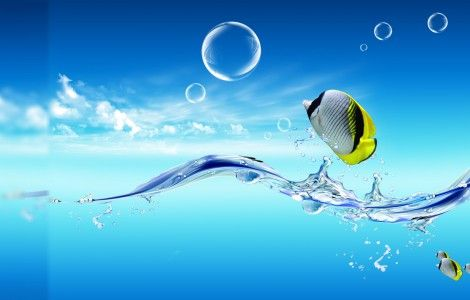 Live Water Wallpaper For PC