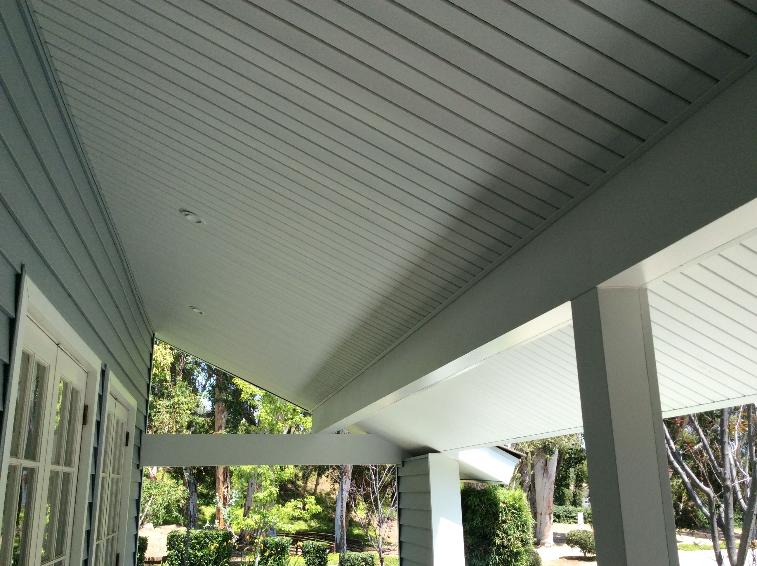 High Quality Vinyl Patio Cover Materials
