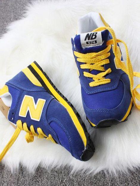 N word authentic Korean shoes   N N Aberdeen letters shoes casual shoes  sneakers shoes men shoes couple models N Blue Yellow-ZZKKO ( 14.00) - Svpply 027462991fd