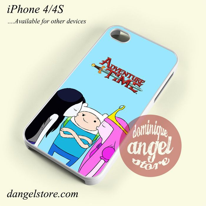 Finn Being Kissed Phone case for iPhone 4/4s and another iPhone devices