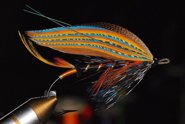 Classic Salmon Flies » Thunder and Lightning | Salmon ... Classic Atlantic Salmon Fly Patterns