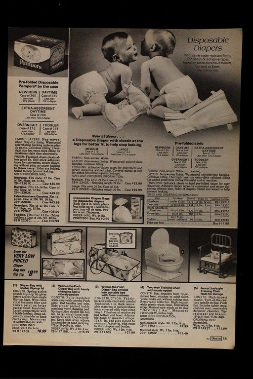 1980 - hurray for Pampers | Diaper Ads | Pinterest