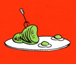 Make your own green eggs and ham with these recipes! | Seussville ...