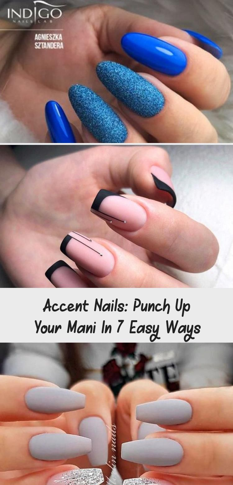 Photo of Accent Nails: Punch Up Your Mani In 7 Easy Ways – Beauty