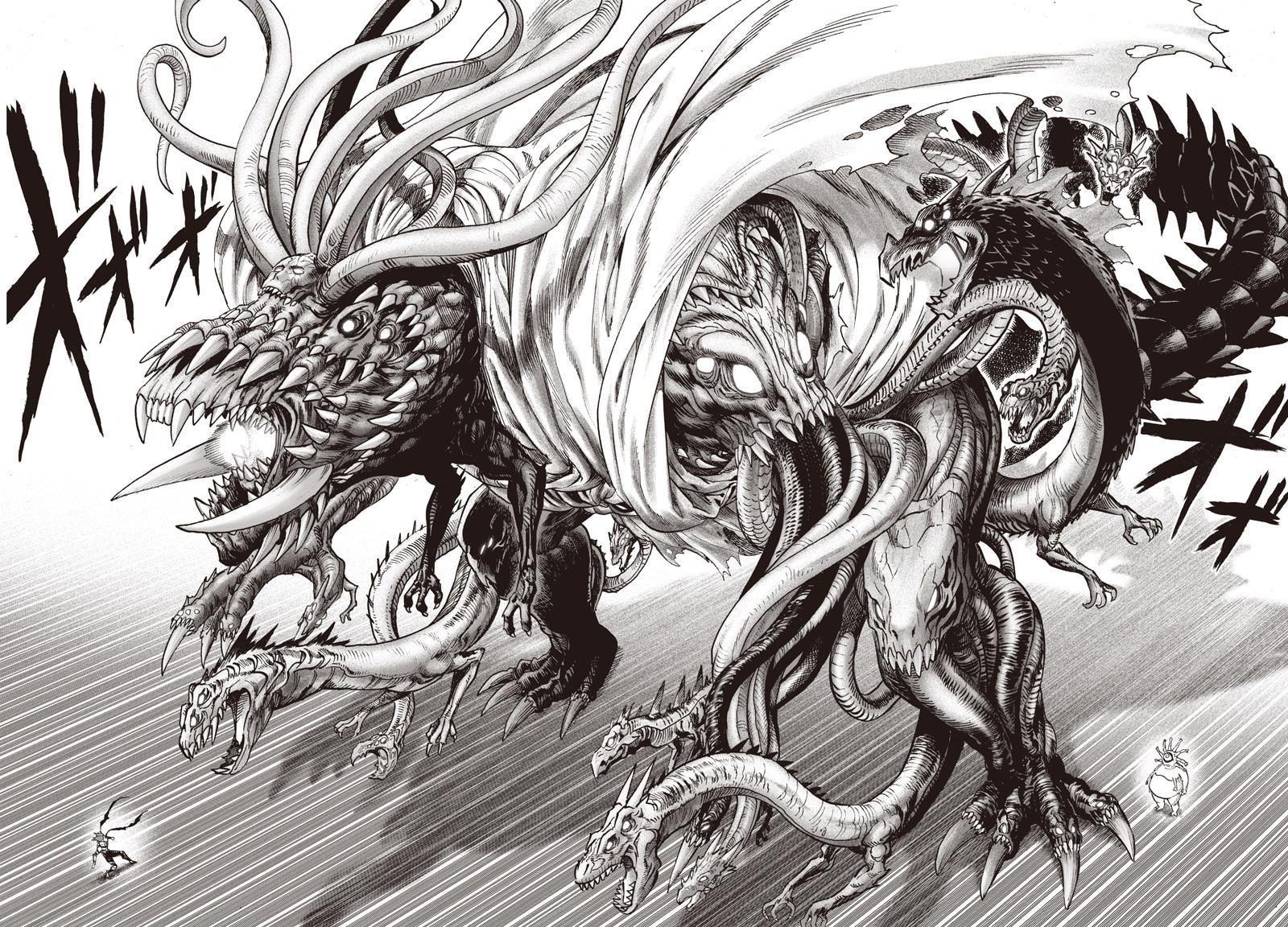 One Punch Man Manga Artwork Drawing, Akira, Manga