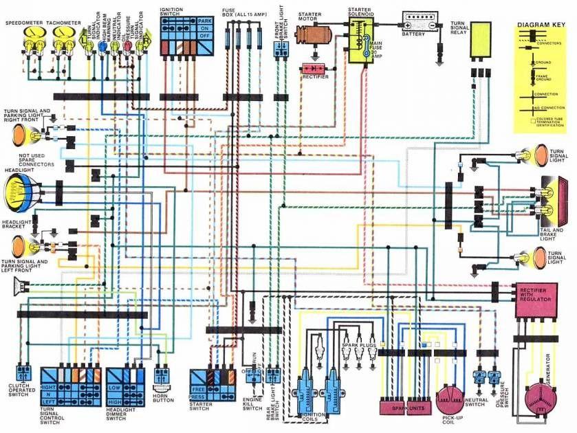 18 Honda Cb650 Wiring Diagram Motorcycle Wiring Electrical Diagram Circuit Diagram