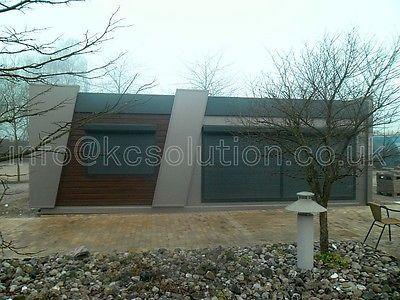 Price For 1SQ/M. Modular Building Portable Cabin Garden Office Portab