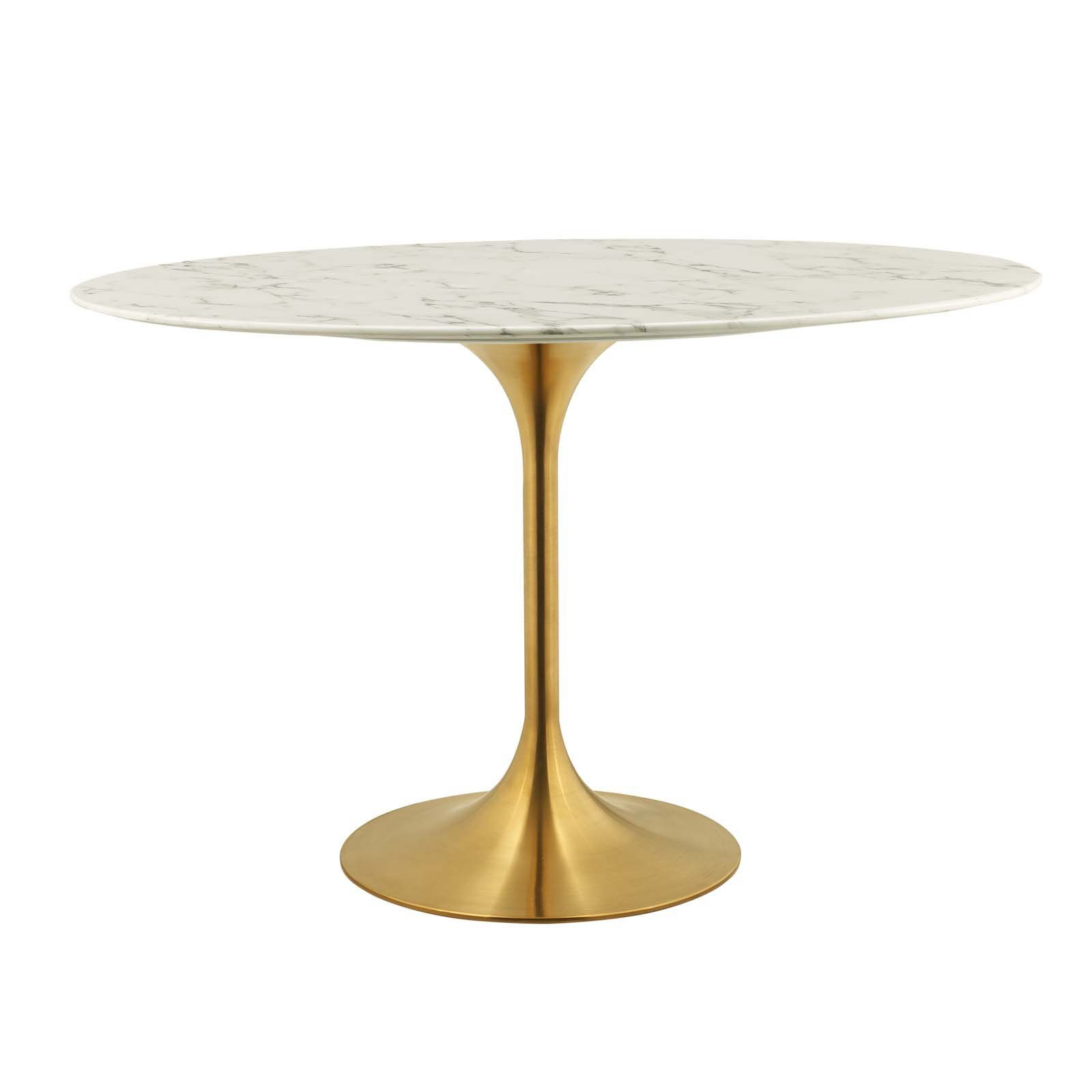 Modway Lippa Oval Dining Table Oval Table Dining Tulip Dining
