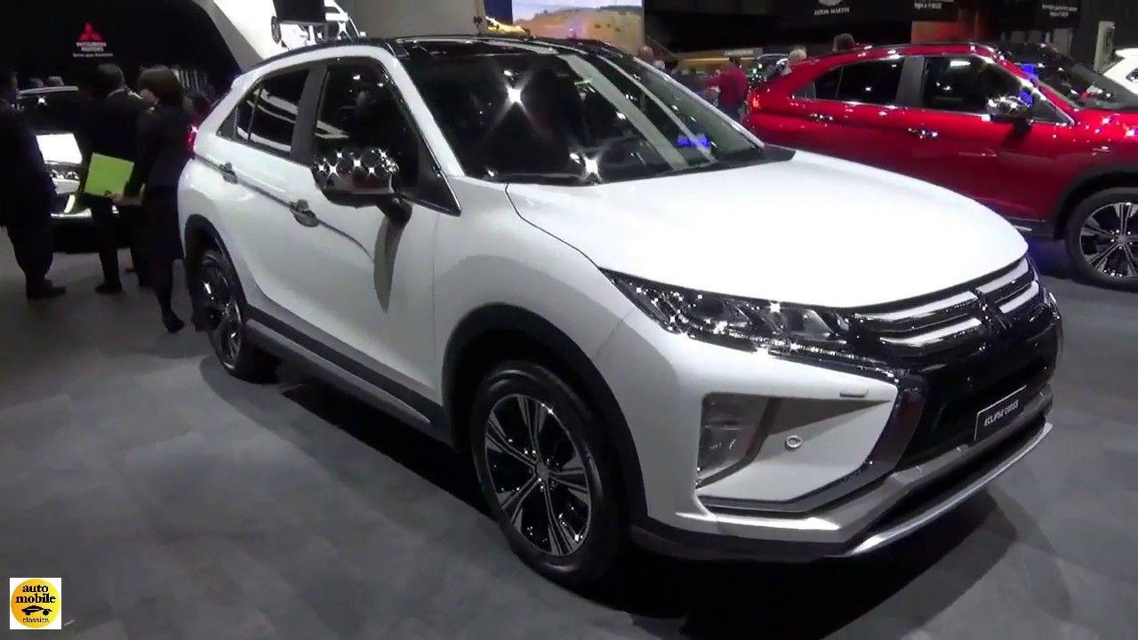 Mitsubishi Eclipse Cross 2018 اسعار ومواصفات جميع فئات متسوبيشي اكلبس كروس Mitsubishi Eclipse My Dream Car Dream Cars