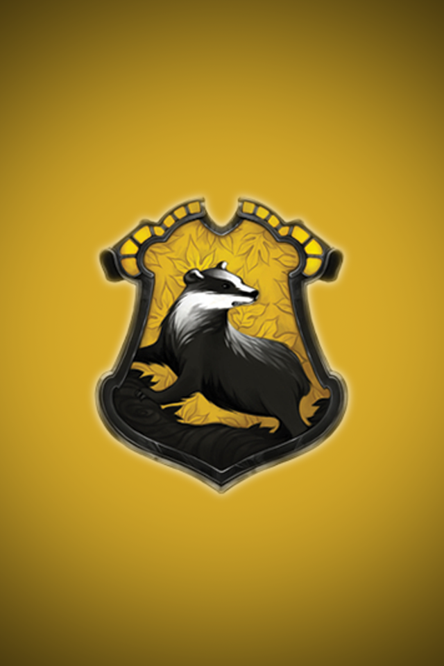 Hufflepuff House Crest On Pottermore