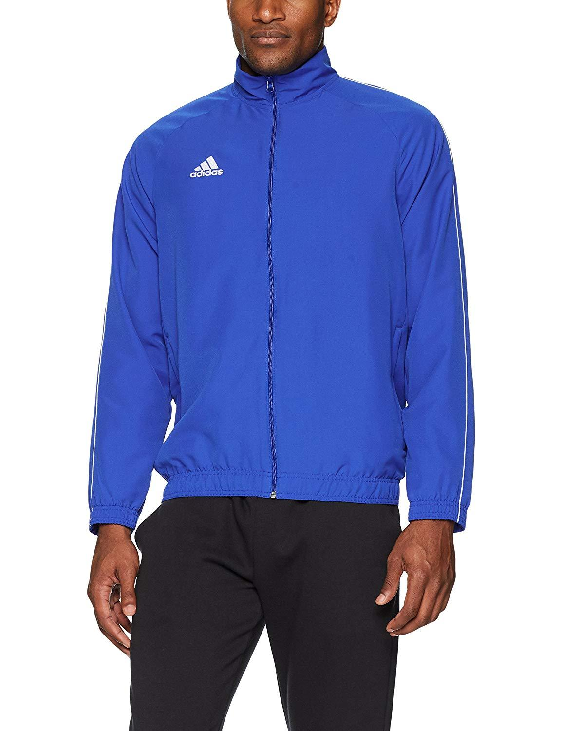 a3f6197407 adidas Mens Soccer Core18 Presentation Jacket in 2019 | Products ...