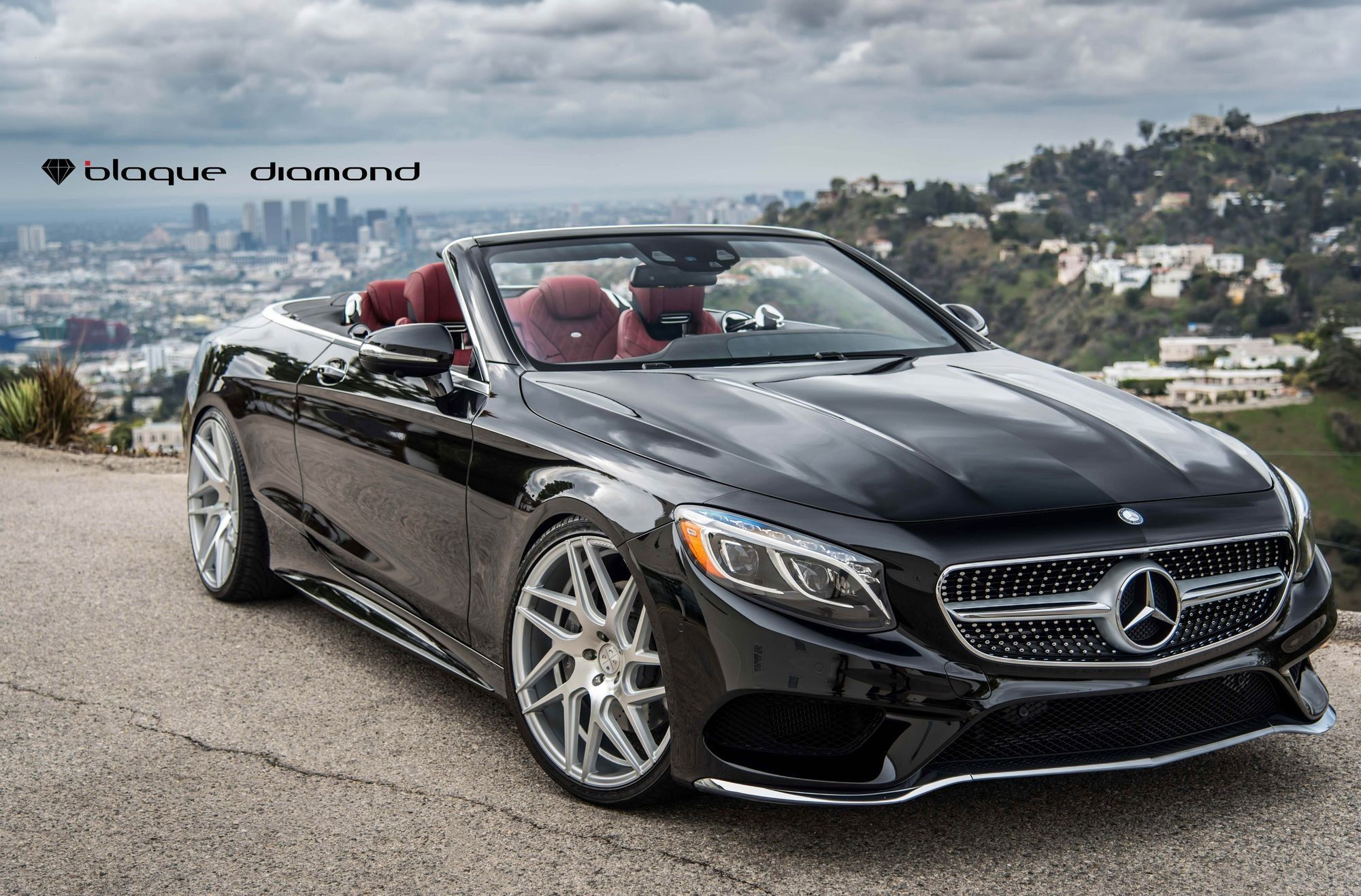 Luxury Knows No Limits Modified Black Convertible Mercedes S Class Mercedes S Class Mercedes Convertible Mercedes Black