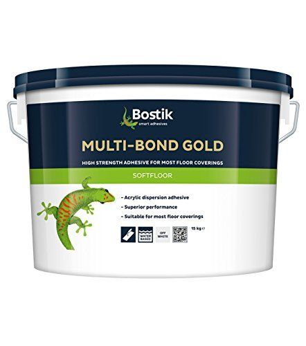 Bostik 30811894 Multibond Gold Flooring Adhesive Off White By Bostik You Can Get More Details By Clicking On The Image With Images Flooring Adhesive Heating And Cooling