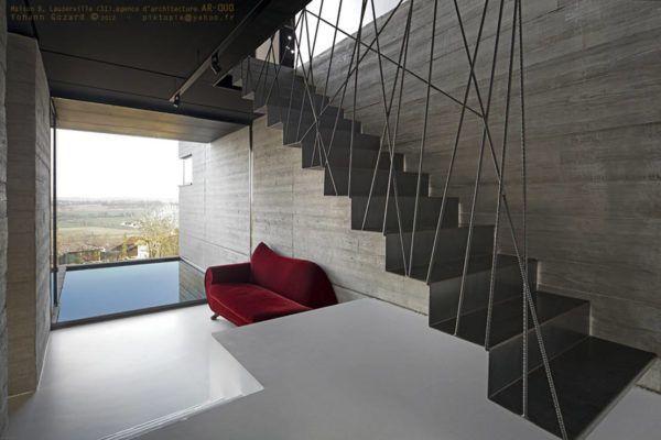 escaleras minimalistas oo Pinterest Stairways, Staircases and