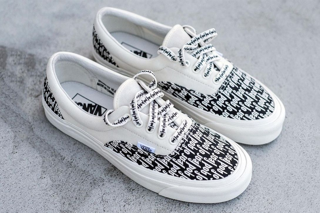 vans chaussure