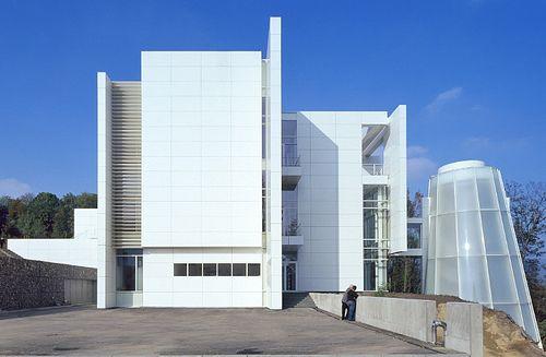 Architect Day: Richard Meier | Architecture | Pinterest | Richard ...