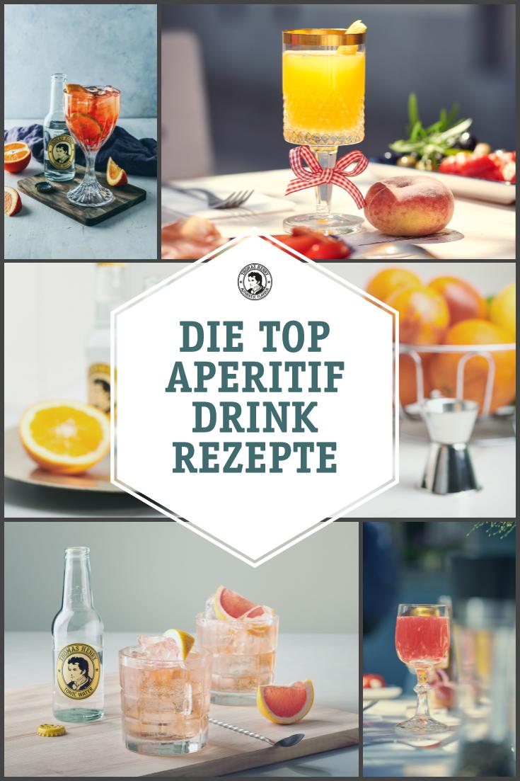 Gentle Starters - Die Top Aperitif-Drinks   Aperitif ...