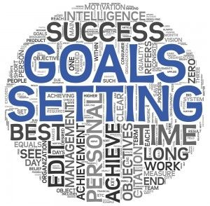 Goal-setting for pageants