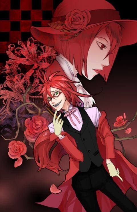 Grell  Madam Red