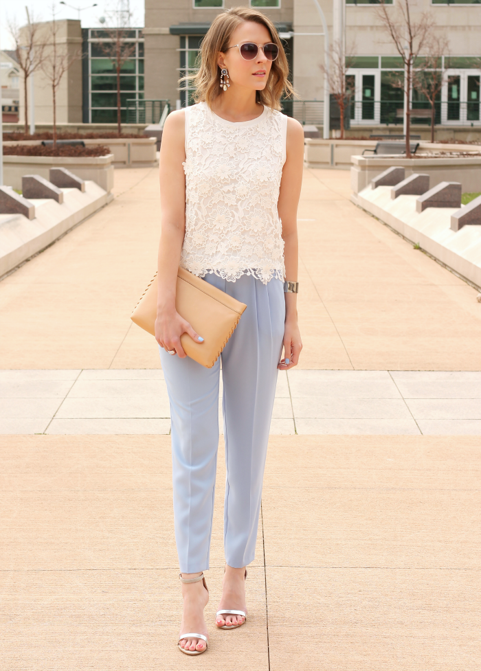 pastels outfit