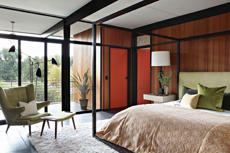 The 1950s Retro Bedrooms Bedroom Vintage Retro Home Decor
