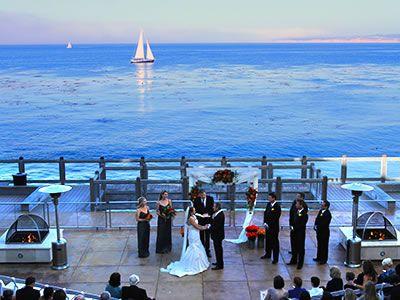 Intercontinental The Clement Monterey California Wedding Venues 7