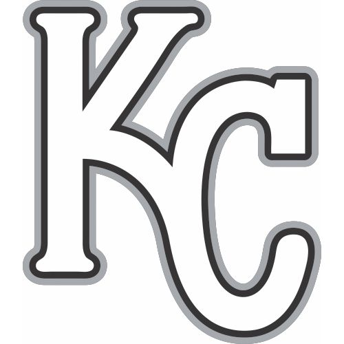 Kansas City Royals Logo Coloring Page Kansas City Royal Logo