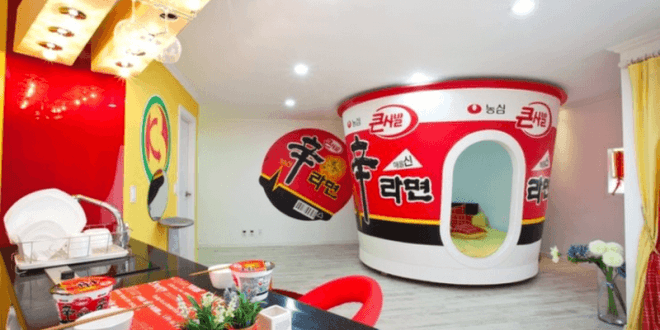 37 Pictures Of Wacky Theme Love Hotels Getaways In Korea