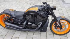 Harley-Davidson® VRod muscle Custom by Bad Boy Customs