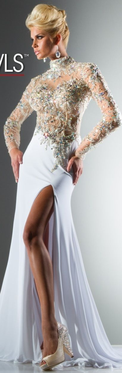 "Tony Bowls couture 2013 ~  gorgeous...  ♥ ♥ ♡♥♡♥ Thanks, Pinterest Pinners, for stopping by, viewing, re-pinning, & following my boards. Have a beautiful day! ^..^ and ""Feel free to share on Pinterest ^..^  #topfashion #fashionandclothingblog #fashionupdates *•.¸♡¸.•**•.¸ ┊  ┊ ┊ ┊  ┊"