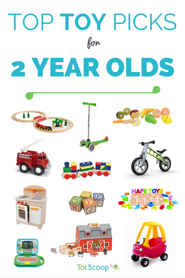 Top Toy Picks For 2 Year Old Toddlers Totscoop Top