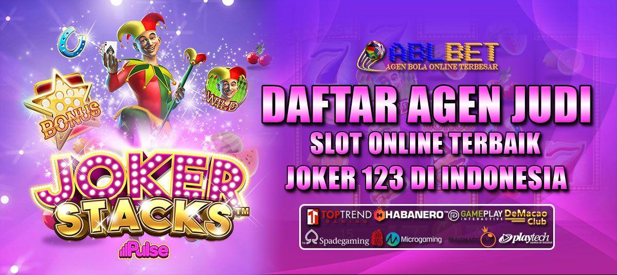 Pin On Situs Judi Slot Online Terpercaya 2020 Ablbet