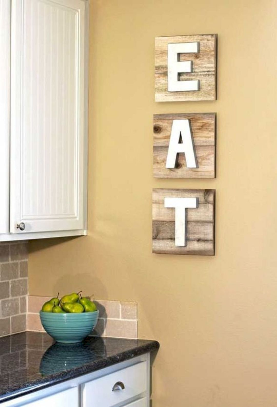 16 Stunning Kitchen Wall Decorating Ideas | Pinterest | Kitchen wall on kitchen wall art pinterest, casual dining room ideas pinterest, kitchen islands with seating, kitchen decorating theme ideas, kitchen artwork ideas, kitchen wall decor, white kitchen ideas pinterest, kitchen wall shelves decorating ideas, small kitchen ideas pinterest, vintage kitchen ideas pinterest, kitchen table ideas pinterest, kitchen wall plate, kitchen windows over sink ideas, kitchen backsplash ideas, farmhouse kitchen ideas pinterest, kitchen wall signs sayings, kitchen curtains ideas pinterest, kitchen decorating ideas for walls, kitchen decor pinterest, kitchen decorating your walls,