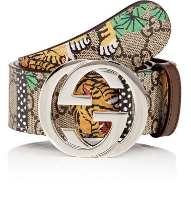 c1cdfd0ca GUCCI Bengal GG Supreme Belt. #gucci #belt | Gucci Men | Mens tan ...