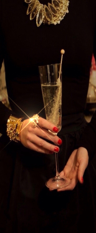 Cheers Darlings@Luxurydotcom