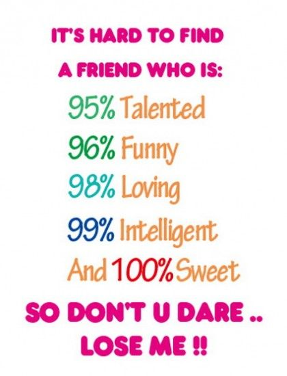 funny taglines for friends