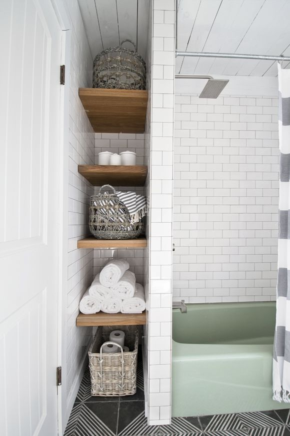 Photo of These Bathroom Storage Solutions Are Serious Game-Changers
