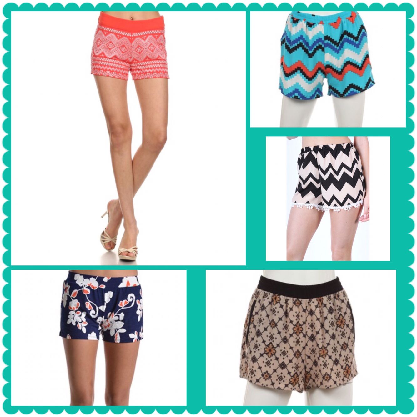 Check out these cute shorts. Dress them up or down. www.shoppsonline.com