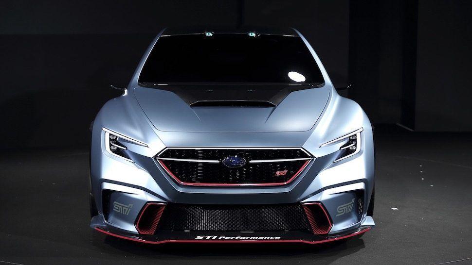 Nieuwe Subaru Wrx Sti Krijgt 400 Pk Di 2020