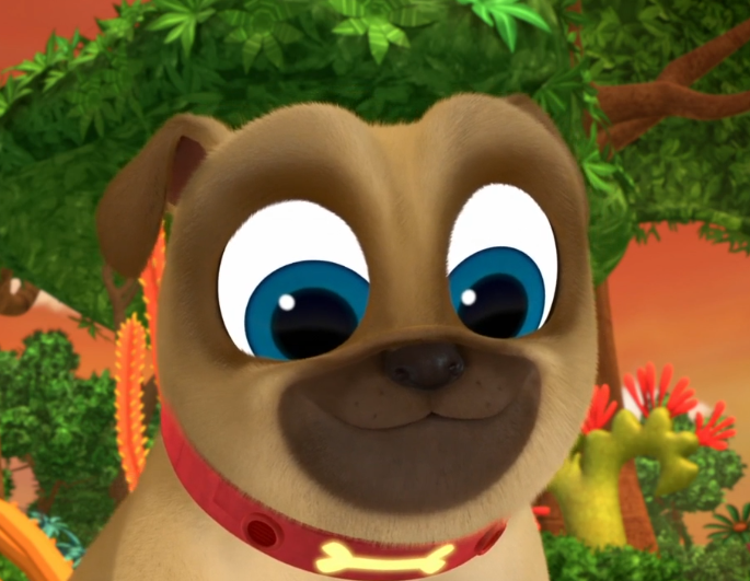 Rolly From Puppy Dog Pals Dogs And Puppies Puppies Dogs