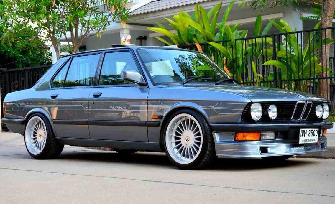E28 BMW B7 Alpina | Cars | Pinterest | BMW, Cars and E30