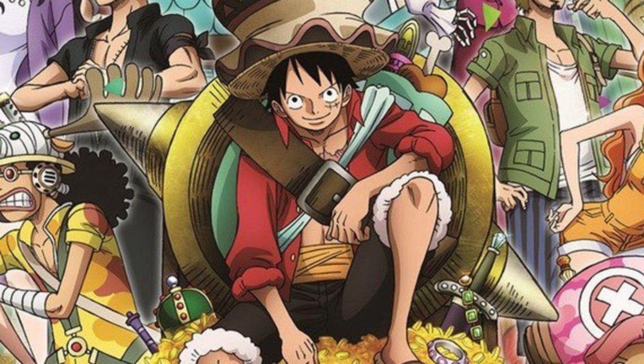 """WATCH One Piece Stampede FULL """"MOVIE '2019' ONLINE FREE"""