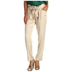 Anne Klein - Pant w/ Tie Front (Pedra) - Apparel - product - Product Review
