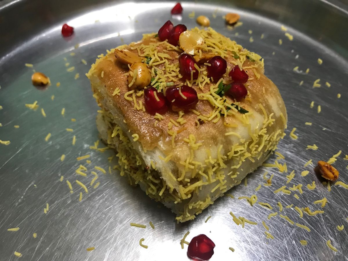 Home made Dabeli 🥰 Thank you To my dear sister who made  this beautiful and tasty Dabeli Soo tasty 😍😇🍔 #recipe #food #dabeli #homemade #homekitchen